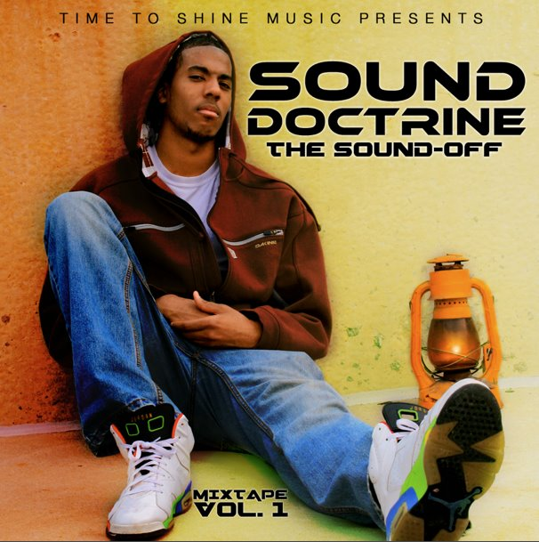 Sound Doctrine's new Mixtape: The Sound-Off ... is here!